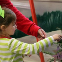 Decoration Day: Children make ornaments, cookies as part of Count 5 Campaign
