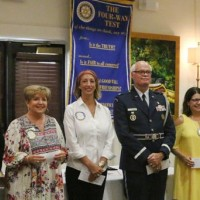 Rotary Club presents grants to Florence organizations